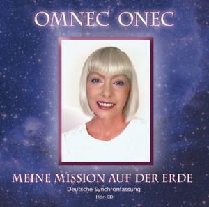 """Cover CD """"Meine Mission auf der Erde"""""""