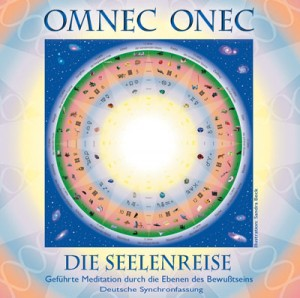 "Cover CD ""Die Seelenreise"""