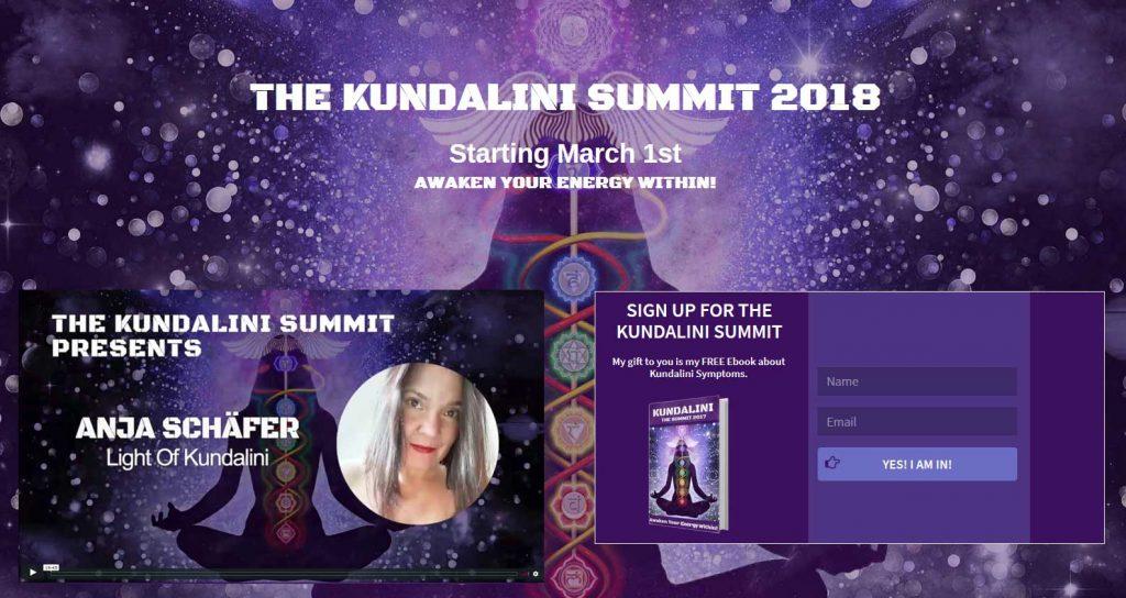 Kundalini Summit with Anja Schäfer