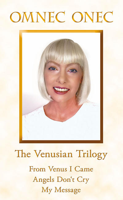 Omnec Onec The Venusian Trilogy