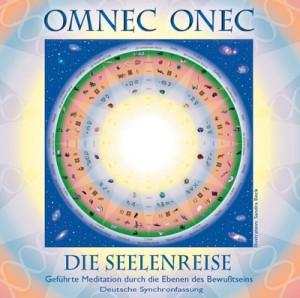 """Cover CD """"Die Seelenreise"""""""