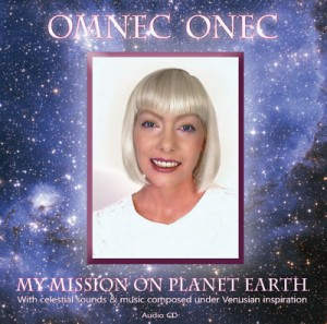 CD My Mission on Planet Earth