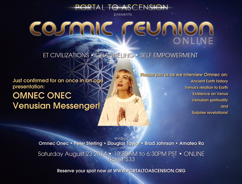 Omnec Onec's erstes Webinar am 23.8.2014