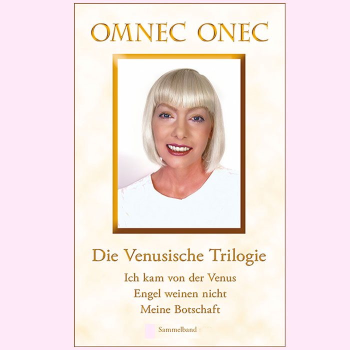 Omnec Onec: The Venusian Trilogy