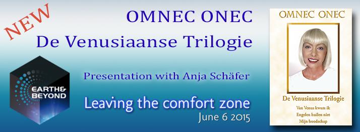 Omnec Onec: De Venusiaanse Trilogie