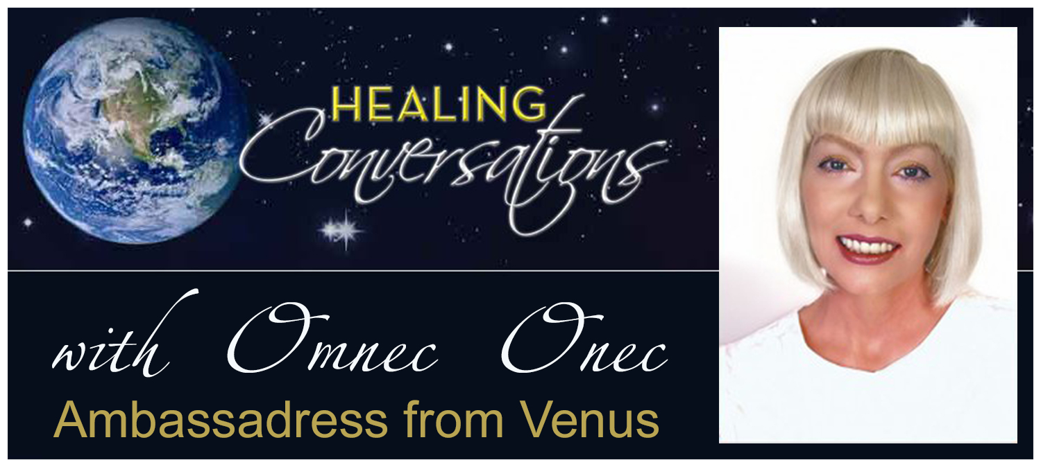 Join Omnec Onec in a Healing Conversation