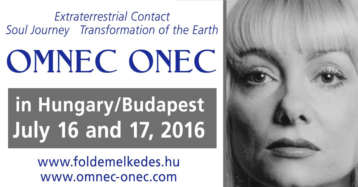 Omnec Onec in Ungarn/Budapest 2016