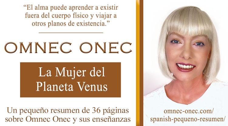 Spanish Un pequeño resumen de 36 páginas sobre Omnec Onec y sus enseñanzas