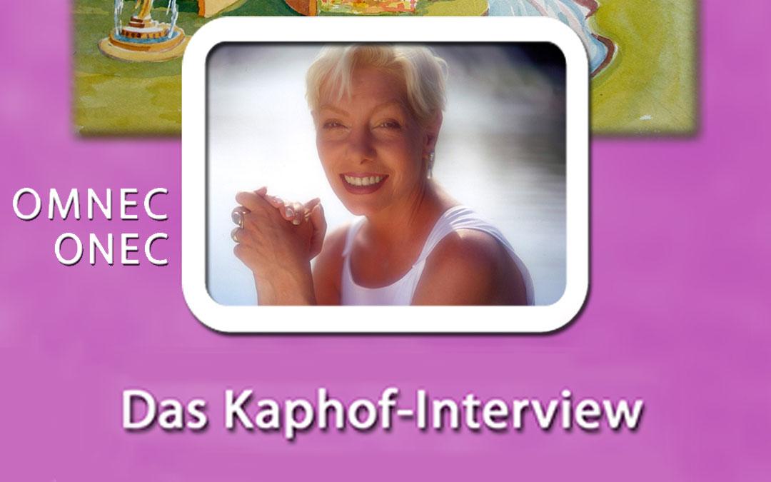Omnec Onec Kaphof Interview