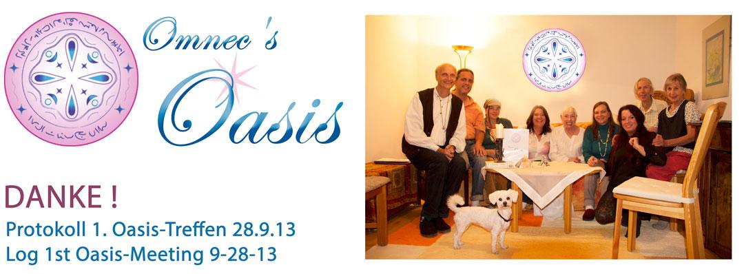 1. Oasis Treffen 2013
