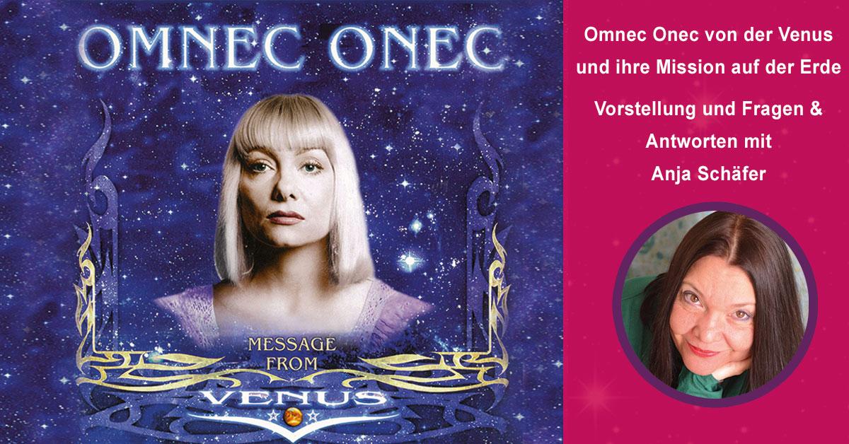 Omnec Onec Anja Schäfer