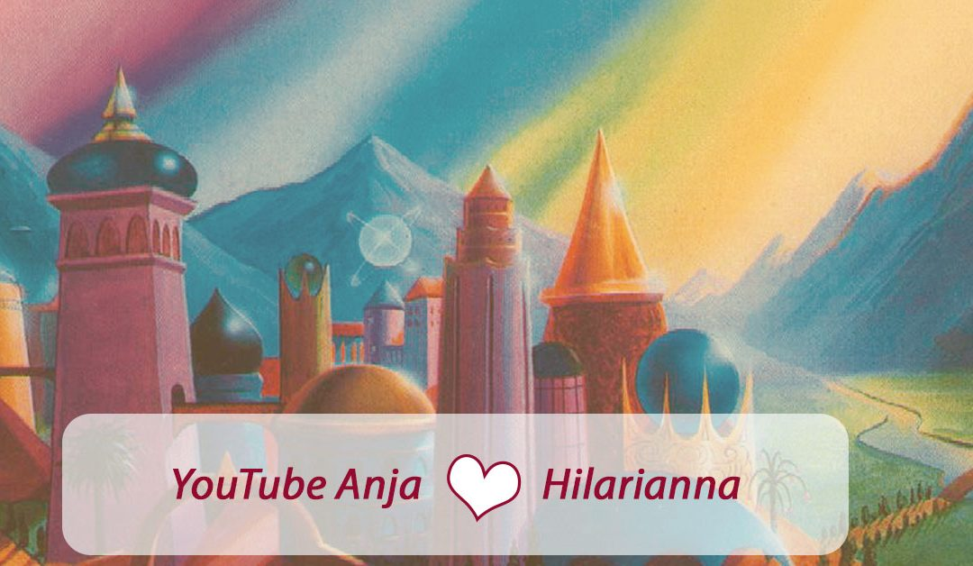 ⚜  Anjas YouTube Channel with lots of Omnec-Videos ⚜